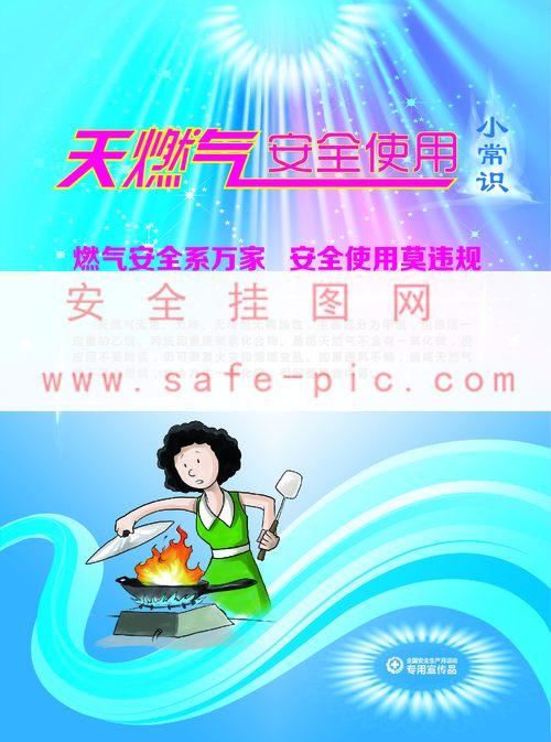 421-27、天然气安全使用常识宣传单-2016年安全知识宣传单 100张 图片