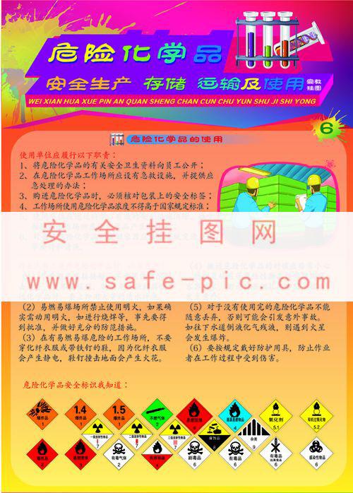 危险化学品安全生产,存储