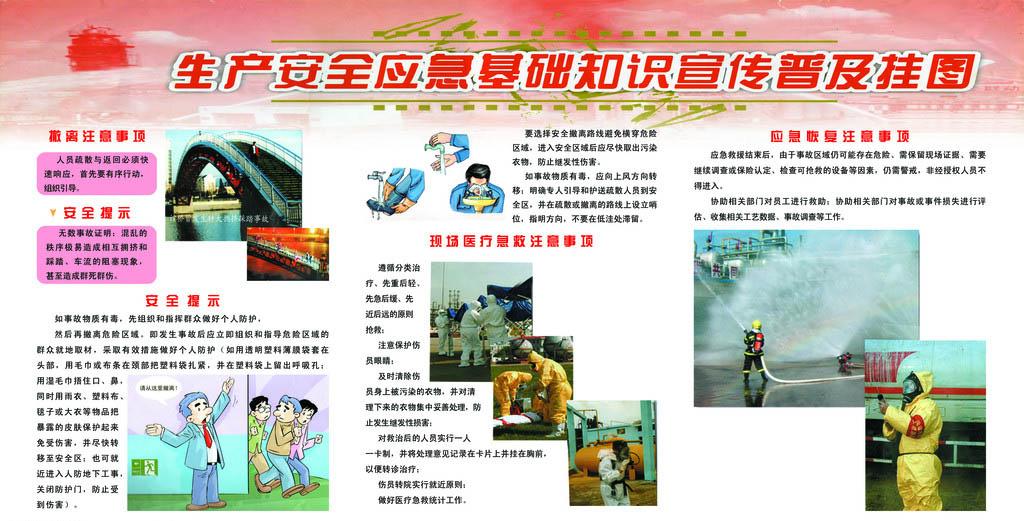 关爱生命 安全出行宣传栏 煤矿安全生产隐患排查治理宣传栏 生产安全